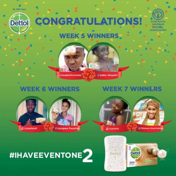 Dettol #IhaveEvenTone2 Challenge