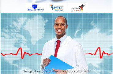 wings of rescue oncology and paediatric surgeon