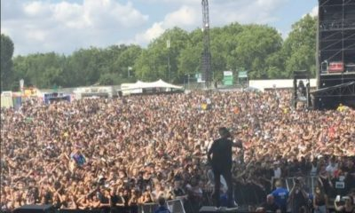 BellaNaija - London Way! Watch Wizkid perform at Wireless Festival 2017