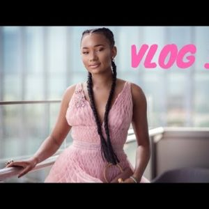 Weddings, Skin Breakouts & Shaggy? WATCH Temi Otedola's 3rd Vlog for JTO Fashion