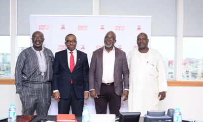 Nigerian Football Federation Zenith Bank