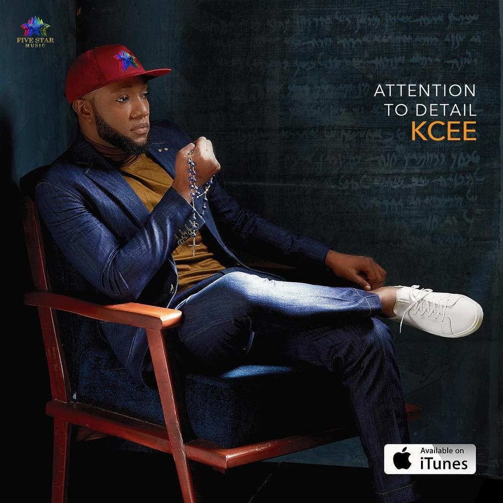 "BellaNaija - Kcee Kick-Starts his Campaign with New Album ""Attention To Detail"""