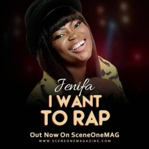 "BellaNaija - ""New Kid on The Block""? Listen to Jenifa's New Single ""I Want To Rap"""