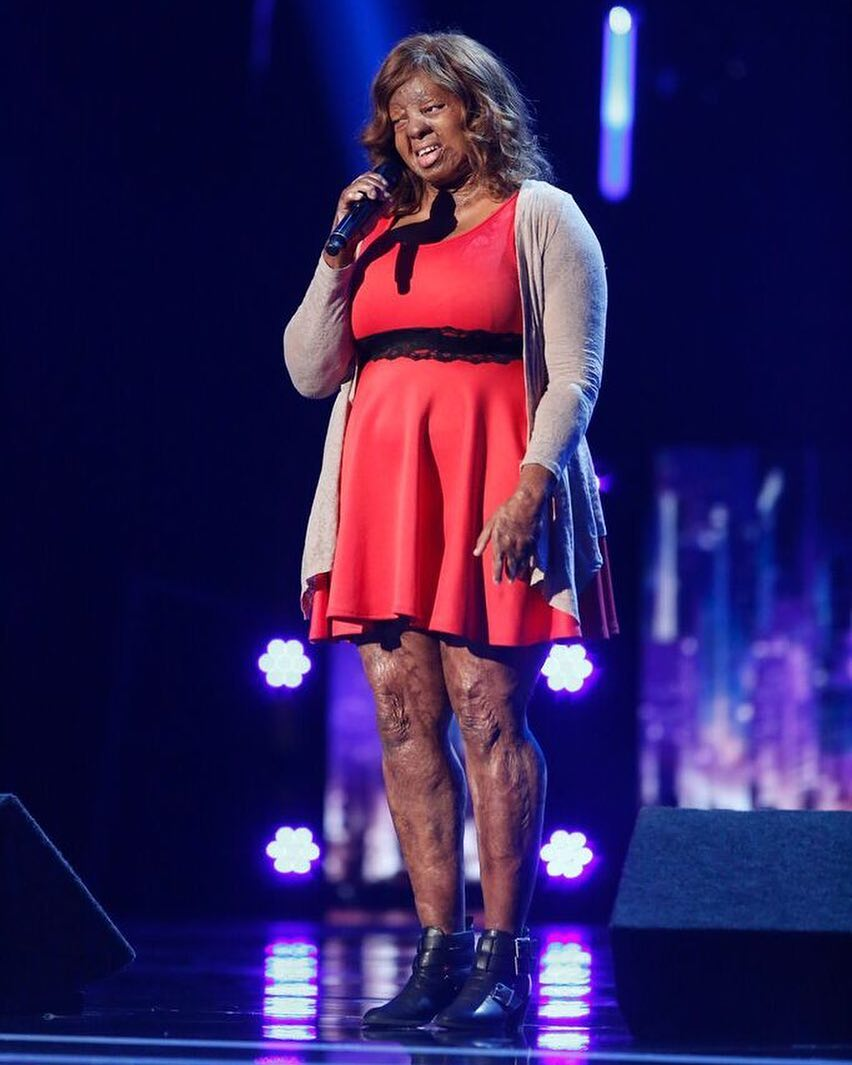 "BellaNaija - ""My dreams have already come true"" - Kechi receives Standing Ovation after America's Got Talent Judges Cut Performance"