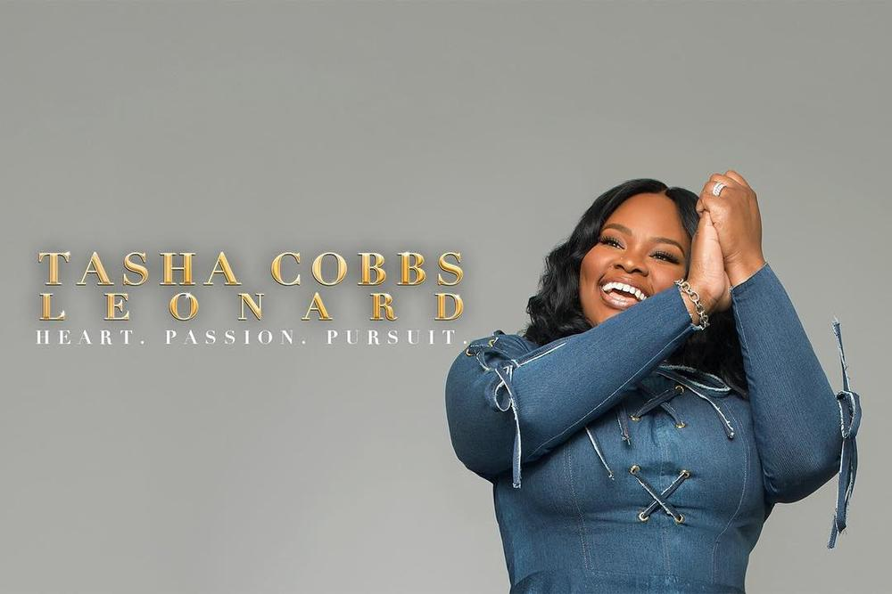 "BellaNaija - Nicki Minaj gets featured on Tasha Cobb Leonard's New Album ""Heart. Passion. Pursuit"""