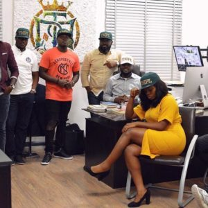 BellaNaija - Bisola, 9ice, Adey... The Temple Company unveils Signees under New Record Label Temple Music