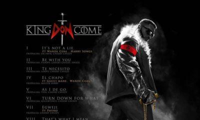 "BellaNaija - 25/08/2017: D'Banj reveals New Release Date for ""King Don Come"" Album alongside Updated Tracklist"
