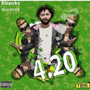 BellaNaija - New Music: Bbanks feat. Olamide - 4.20