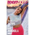 BellaNaija - Black Girl Magic! Hunger Games star Amandla Stenberg covers New Issue of Teen Vogue