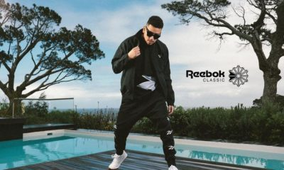 BellaNaija - #ClassicAKA: SA Rapper is the New Face of Reebok Classics Africa
