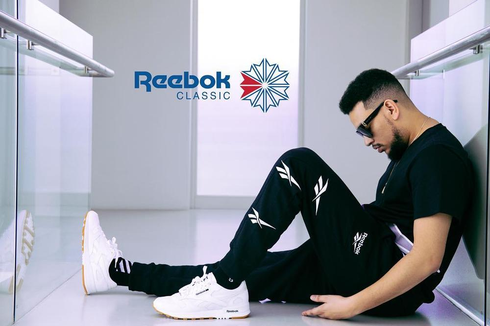 BellaNaija - #ClassicAKA: SA Rapper is the New Face of Reebok Classics Africa