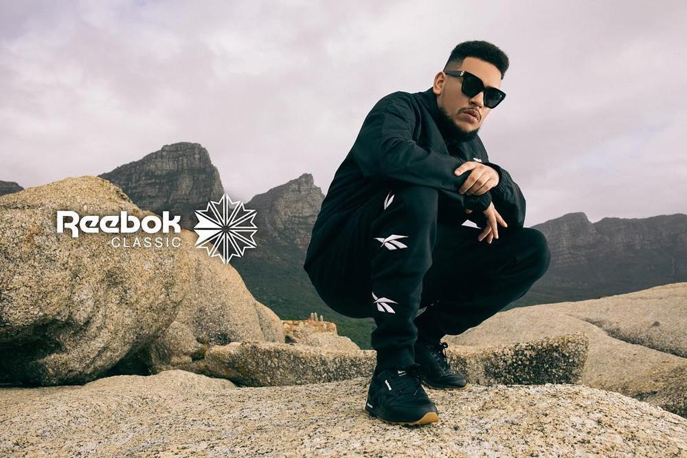 #ClassicAKA: SA Rapper is the New Face of Reebok Classics Africa