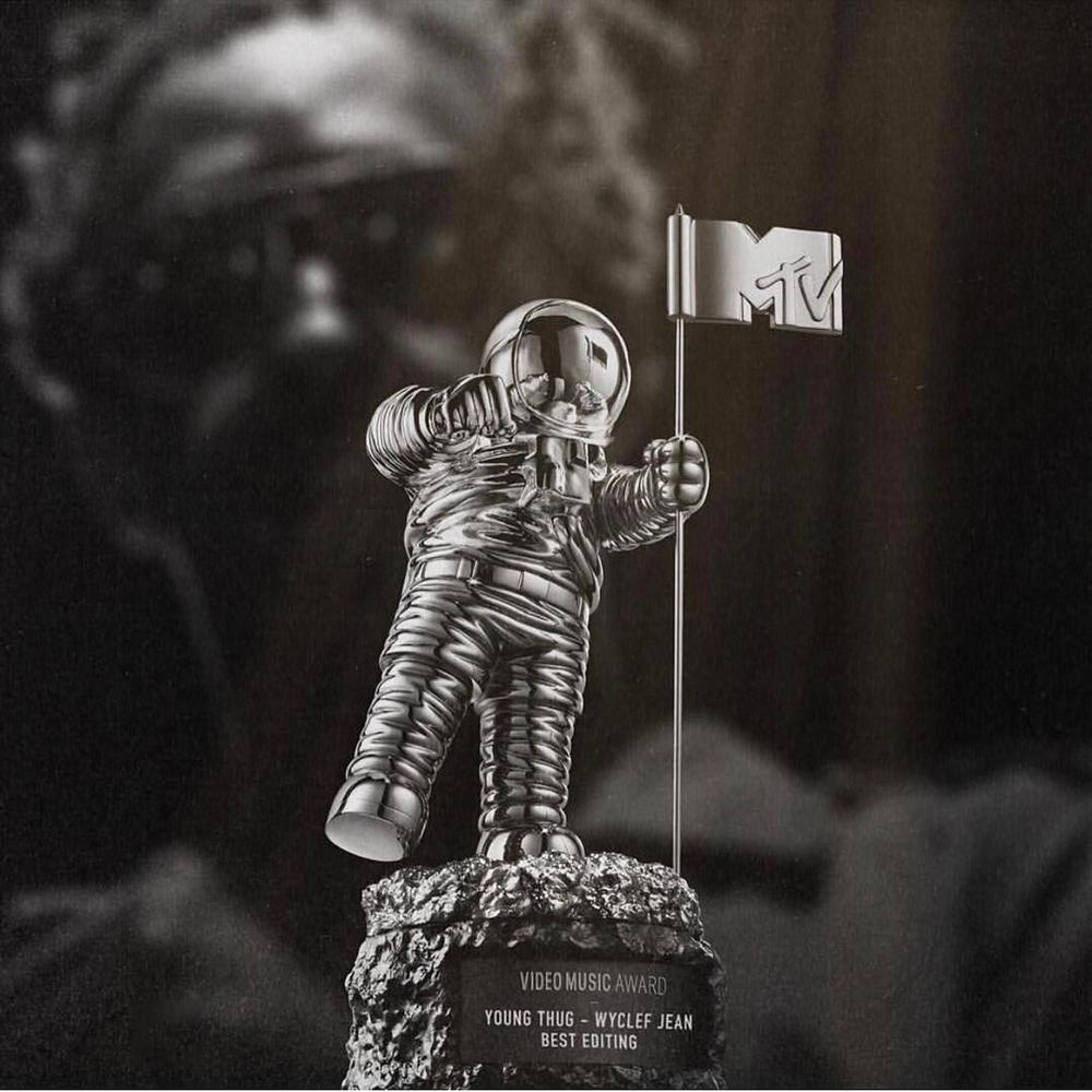 Young Thug acknowledges VMA win with Hilarious Thank You Message