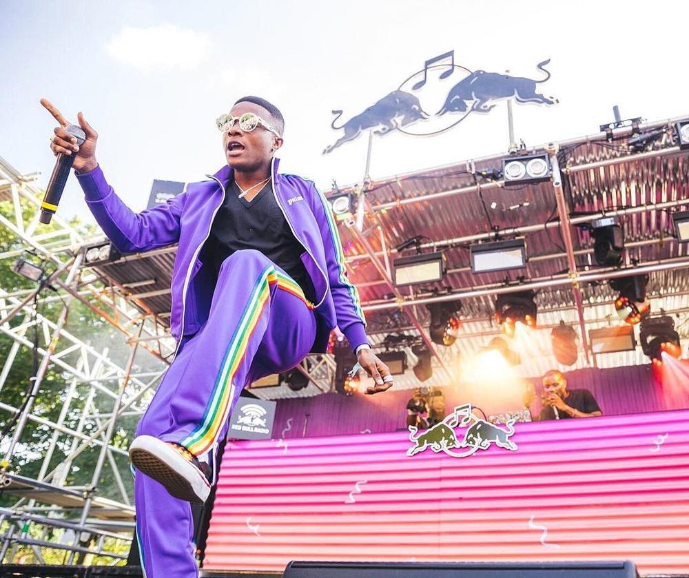 BellaNaija - BellaNaija - Disturbing London! Wizkid thrills crowd at Notting Hill Carnival 2017 | Photos