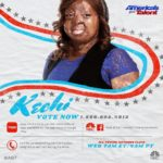 """BellaNaija - #AGT Quarterfinals: Watch Kechi's Inspirational Cover of """"By The Grace Of God"""""""