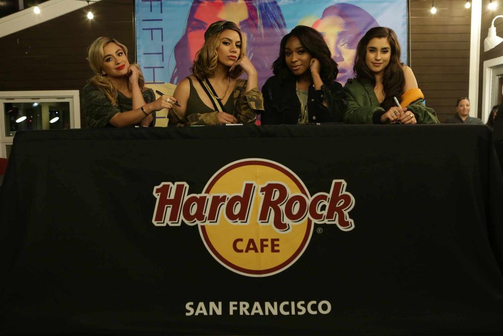 BellaNaija - Photos from Fifth Harmony's New Self-Titled Album Signing