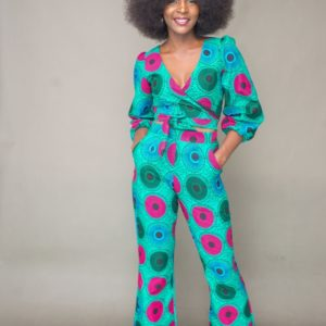 Have a Vibrant Summer with Akpos Okudu's Back to Basics Collection