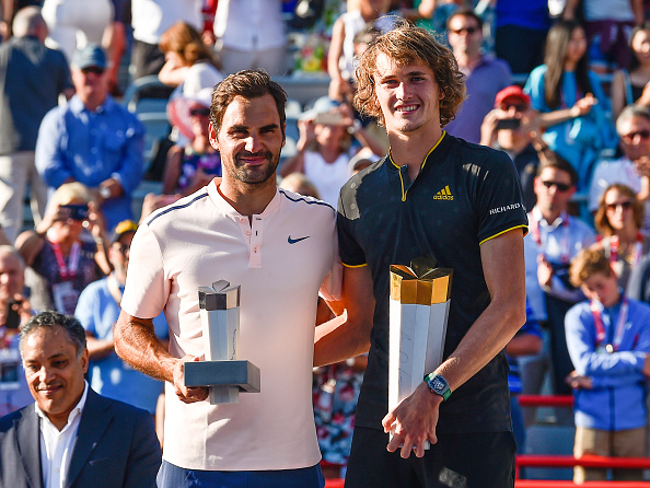 ATP Montreal: Alexander Zverev stuns Roger Federer to win Rogers Cup