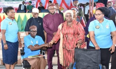 Lagos State Government employs 250 persons living with disabilities into Civil Service