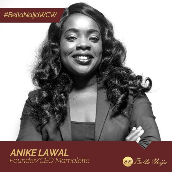 #BellaNaijaWCW Anike Lawal of Mamalette is Helping Mums answer Pregnancy & Parenting Questions
