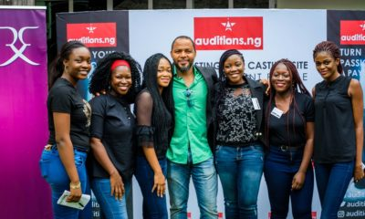 Auditions.ng acting masterclass