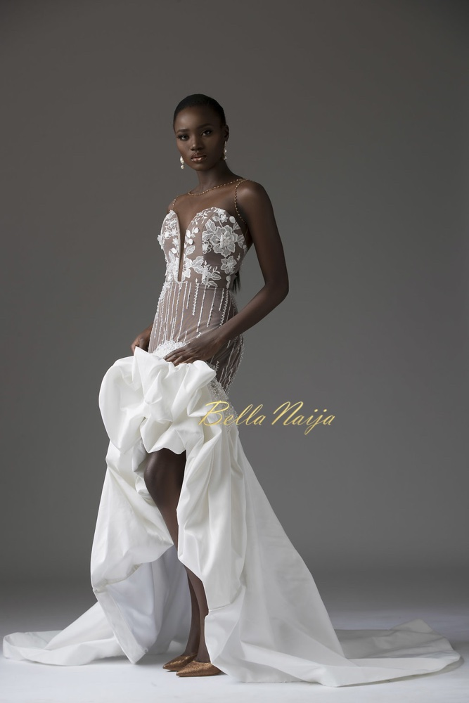 """BN Bridal Exclusive: TUBO releases First Bridal Collection """"Her Form"""""""