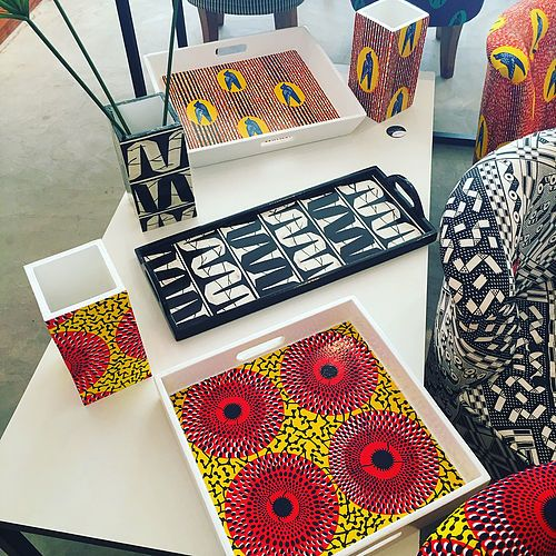 BN Interior: 8 Beautiful Ways To Infuse Ankara Into Your
