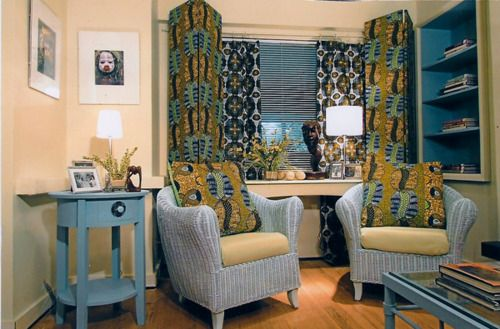 Bn Interior 8 Beautiful Ways To Infuse Ankara Into Your
