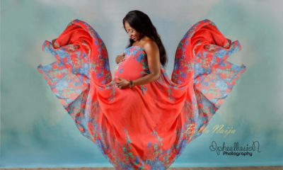 BN Living Beautiful Nosen Celebrates her 2nd Child with Maternity Photoshoot by Ipheellusion Photography