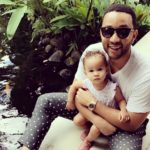 BN Living Sweet Spot John Legend's Daughter Luna's Precious reaction when sees her Dad on Sesame Street