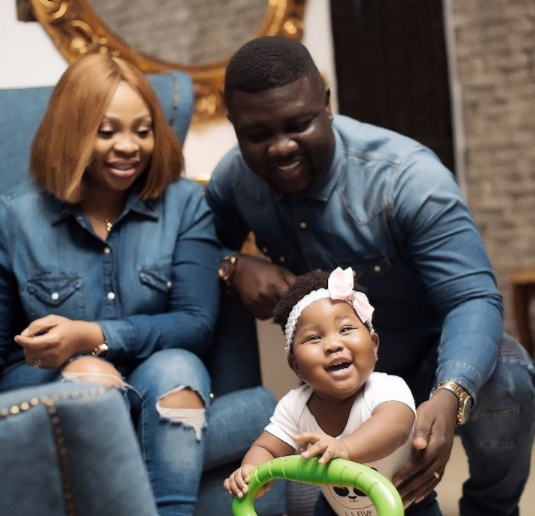 BN Living Sweet Spot Seyi Law and his Daughter's Adorable New Photos