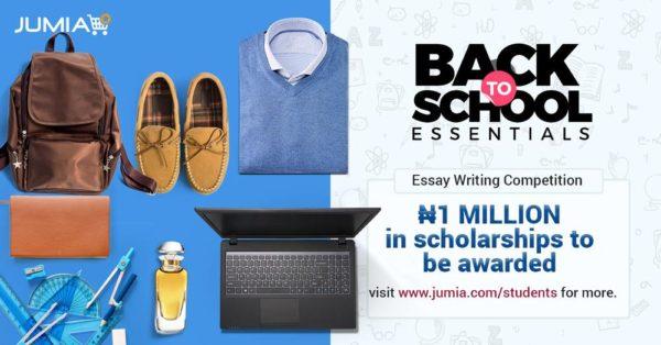 Jumia writing competition