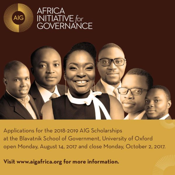AIG Scholarships