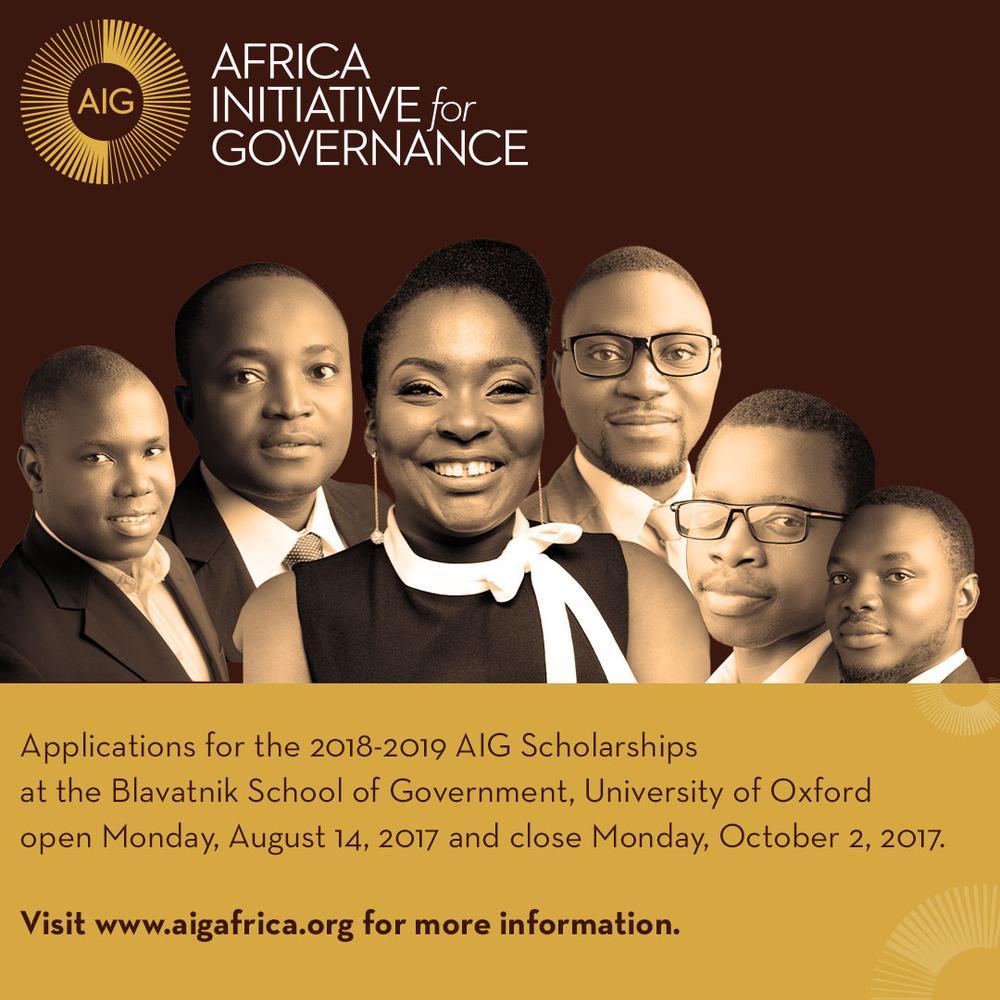 AIG Scholarships
