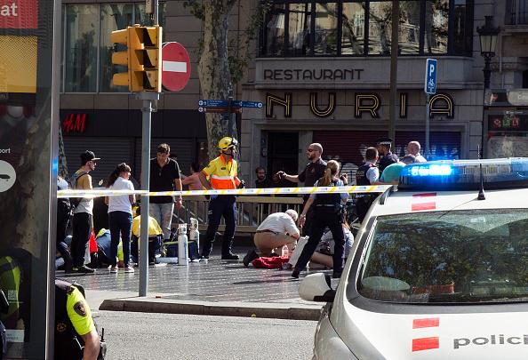 Barcelona Terror Attack: 13 confirmed dead & 50 injured as van hits Las Ramblas crowds