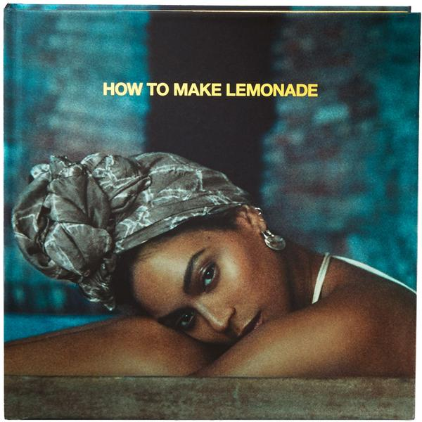 "Beyoncé releases Limited Edition Book ""How to Make Lemonade"""