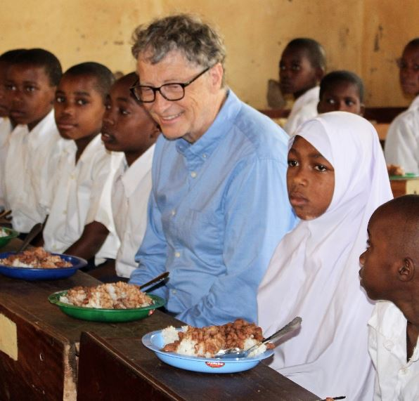 Bill-Gates Microsoft Founder Bill Gates Joins Instagram! Check out his first Post Uncategorized