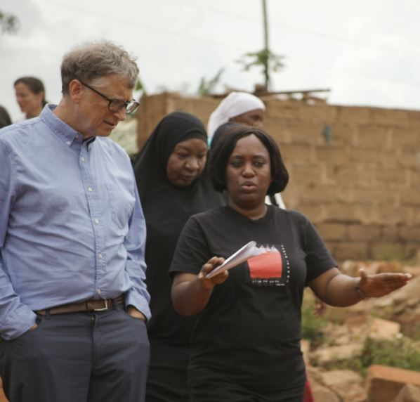 Bill-Gates1 Microsoft Founder Bill Gates Joins Instagram! Check out his first Post Uncategorized