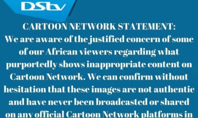 Cartoon Network releases Statement following accusations of Obscene Shows airing on the Channel