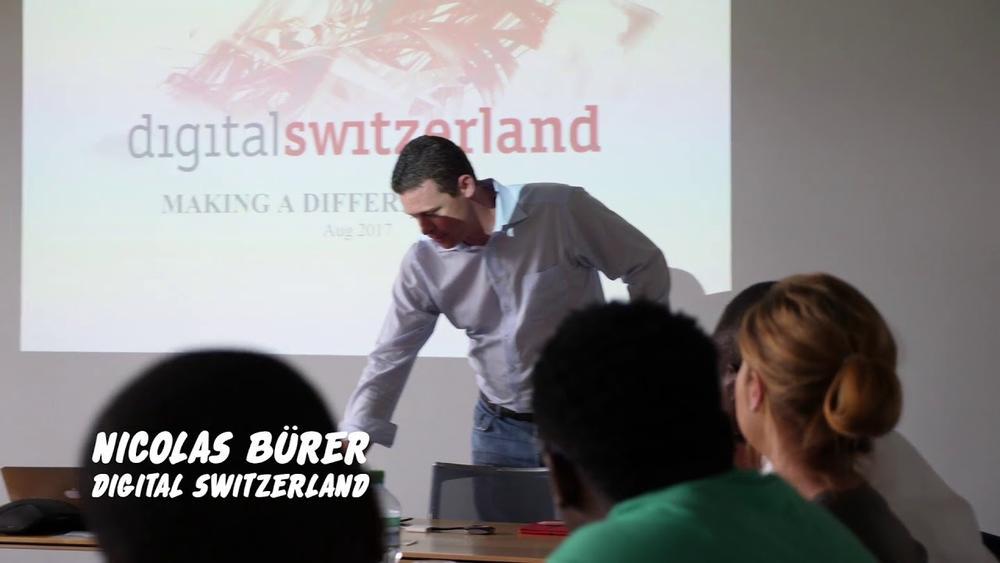 #TalesFromPitchDrive: CcHub's Starthubs make a stop at Zurich, Switzerland - BellaNaija