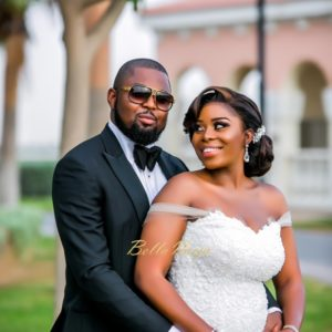 When a Yoruba Angel falls for an Igbo Beauty! Chichi & Tolu's Lovely Abu Dhabi Wedding