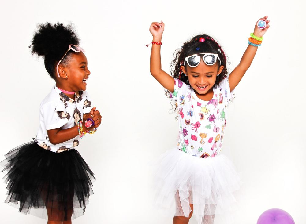 Chris Brown's Daughter Royalty Launches Unisex Clothing Line (1)