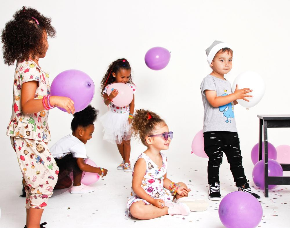 Chris Brown's Daughter Royalty launches Unisex Clothing Line