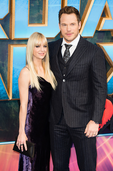 "Chris Pratt & Anna Faris announce they are ""legally separating"""