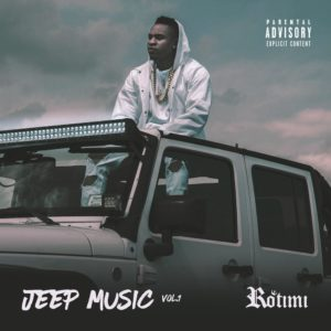 "BellaNaija - Power Star Rotimi drops New Album ""Jeep Music Vol. 1"""