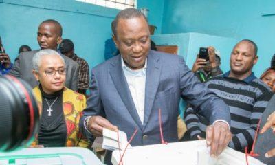 BellaNaija - #KenyaDecides: Uhuru Kenyatta leads Odinga in Early Results