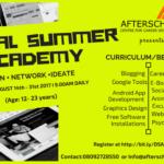 Summer digital academy