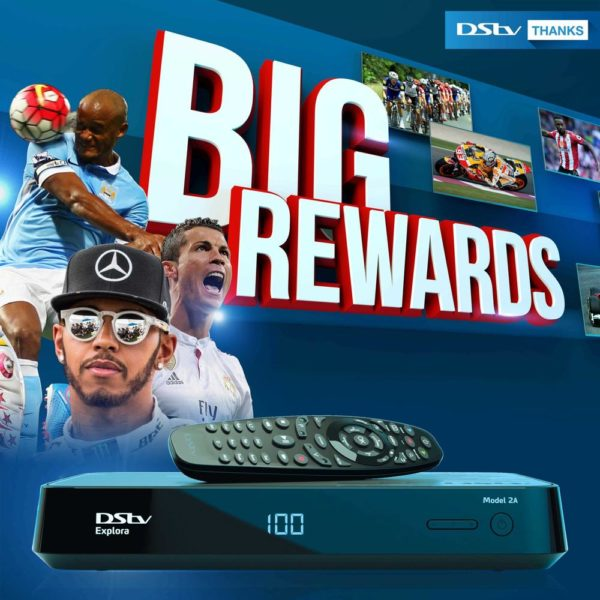DStv loyal customer benefits