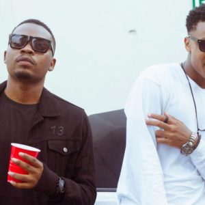 "Olamide, Ycee, L.A.X turn up for Dapo Tuburna's Music Video ""Nothing (Remix)"" 