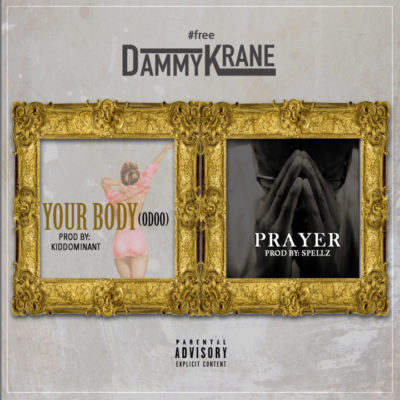 BellaNaija - New Music: Dammy Krane - Prayer